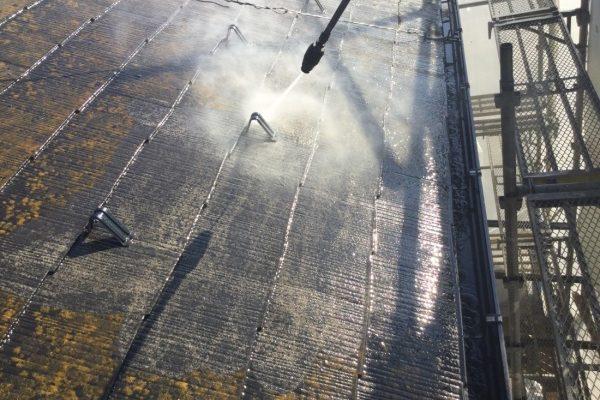 水戸市N様邸外壁塗装、屋根塗装工事ありがとうございました。