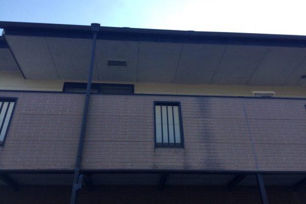 笠間市アパートオーナー様からのご依頼で外壁フッ素塗装、シーリング打ち替え工事、駐車場ライン引き、ありがとうございました!