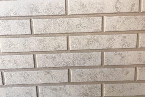 ひたちなか市T様邸 外壁フッ素多彩模様塗装